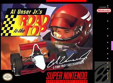 Al Unser Jr. Road to the Top