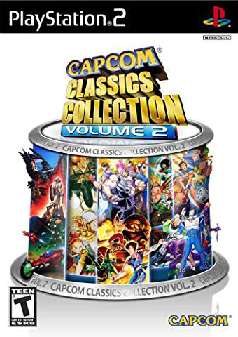 Capcom Classics Collection Vol 2