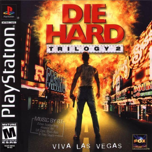 Die Hard Trilogy 2 Prima's Official Strategy Guide