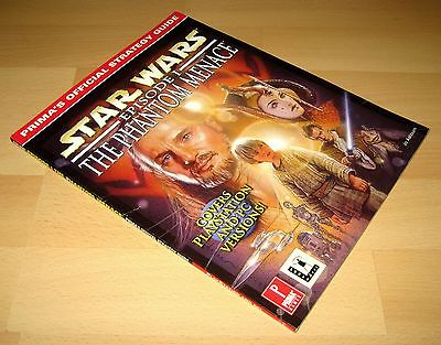 Star Wars: Episode I Phantom Menace Prima's Official Strategy Guide