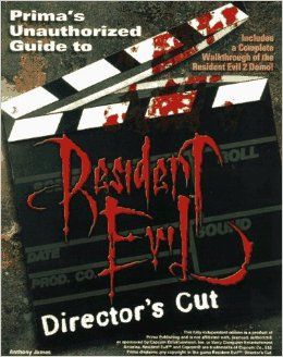 Resident Evil Unauthorized Strategy Guide