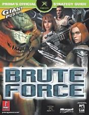Brute Force Prima's Official Strategy Guide