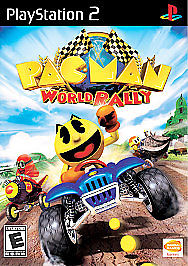 Pac-Man: World Rally