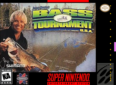 Jimmy Houston's Bass Tournament U.S.A. Jimmy Houston
