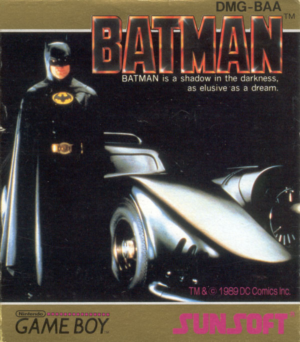 Batman: The Video Game (JP)