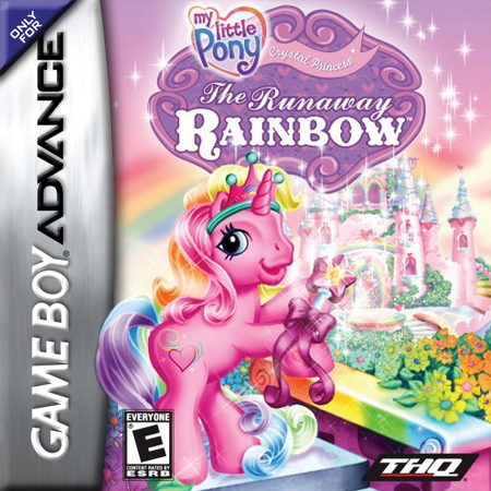 My Little Pony: Crystal Princess Runaway Rainbow