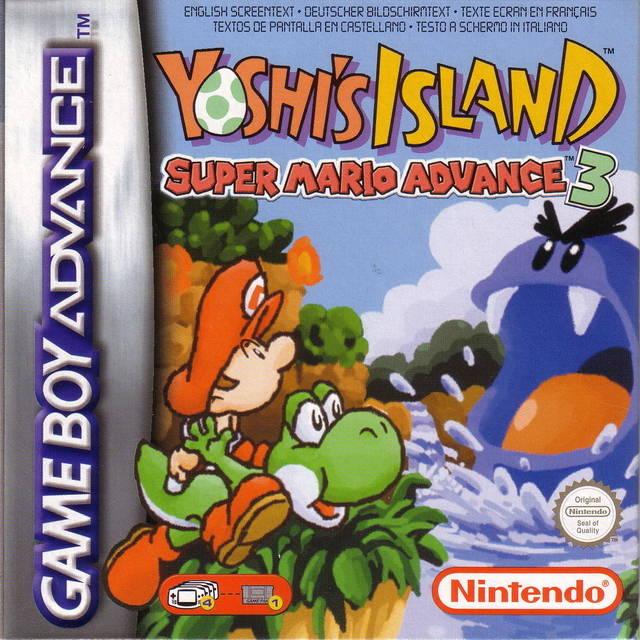 Super Mario Advance 3: Yoshi's Island Official Guide
