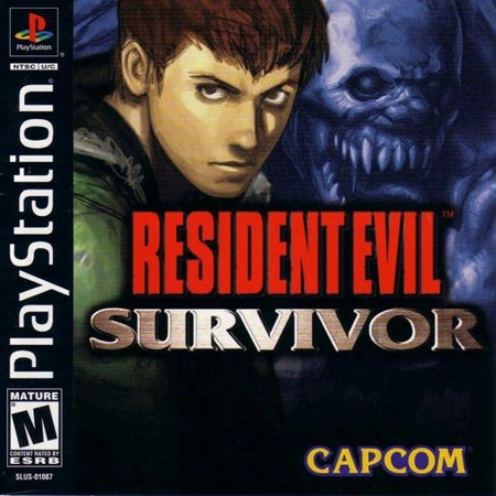 Resident Evil Survivor Prima Official Strategy Guide