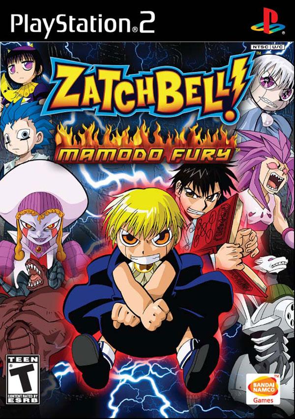 Zatchbell: Mamodo Fury