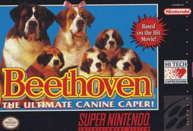 Beethoven: The Ultimate Canine Caper
