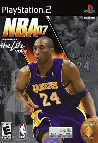 NBA 07 featuring The Life Volume 2