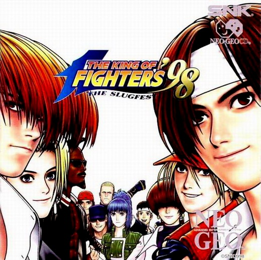 The King of Fighters '98 Neo Geo CD