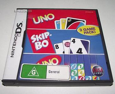 Uno / Skip-Bo / Uno Free Fall