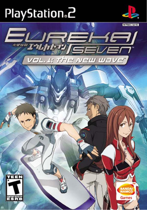 Eureka Seven Vol 1 The New Wave