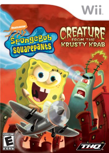Spongebob Creatures from the Krusty Krab