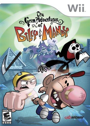 Grim Adventures of Billy & Mandy