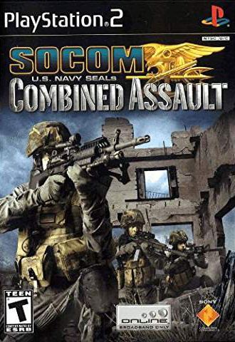 SOCOM U.S. Navy Seals: Combined Assault