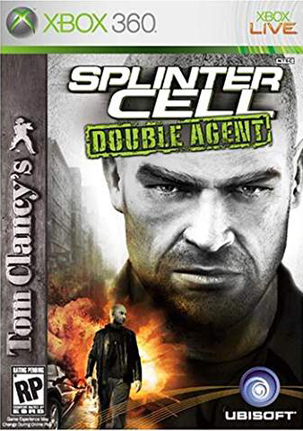 Splinter Cell: Double Agent Limited Edition