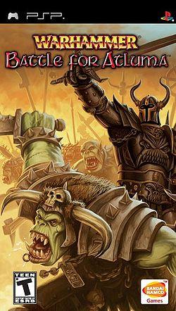 Warhammer Battle for Atluma