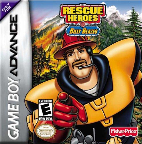 Rescue Heroes Billy Blaze