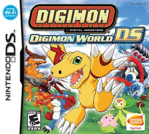 Digimon: Digimon World DS