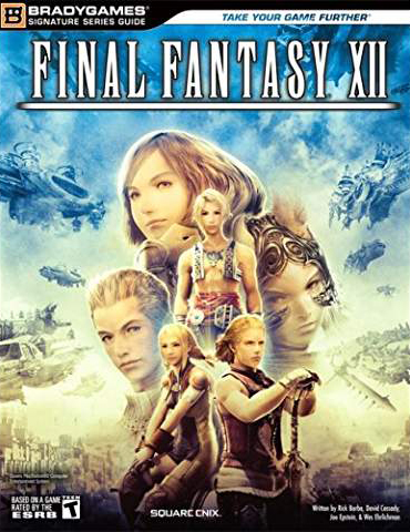 Final Fantasy XII Official Strategy Guide
