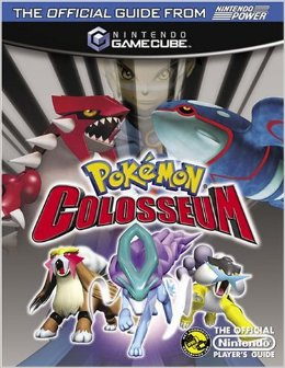 Pokemon Colosseum Official Nintendo Player's Guide