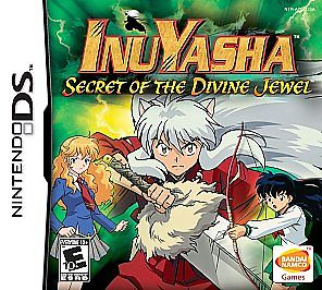 Inu Yasha Secret of the Divine Jewel