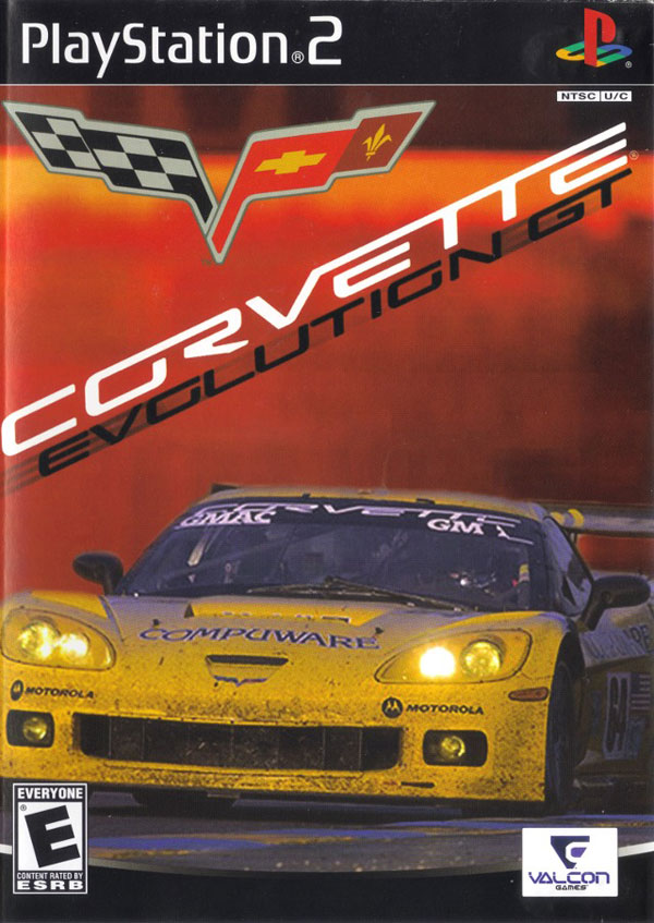 Corvette Evolution GT