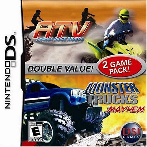 ATV Thunder Ridge Riders/Monster Truck Mayhem