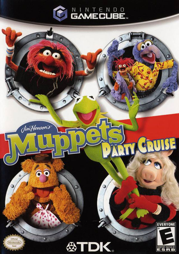 Jim Henson's Muppets Party Cruise