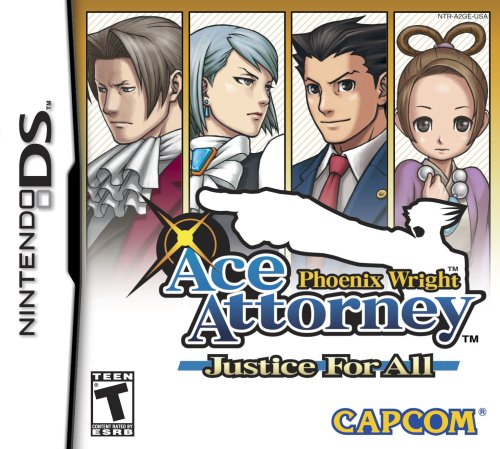 Ace Attorney: Phoenix Wright Justice for All