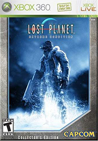 Lost Planet Extreme Condition Collectors Edition