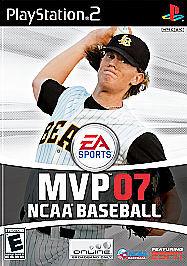 MVP 07 NCAA Baseball