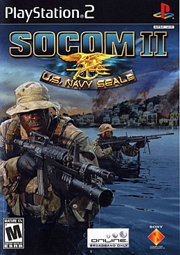 SOCOM U.S. Navy Seals 2 Strategy Guide