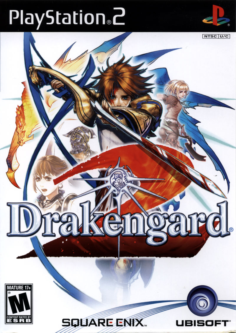 Drakengard 2 Prima Official Strategy Guide