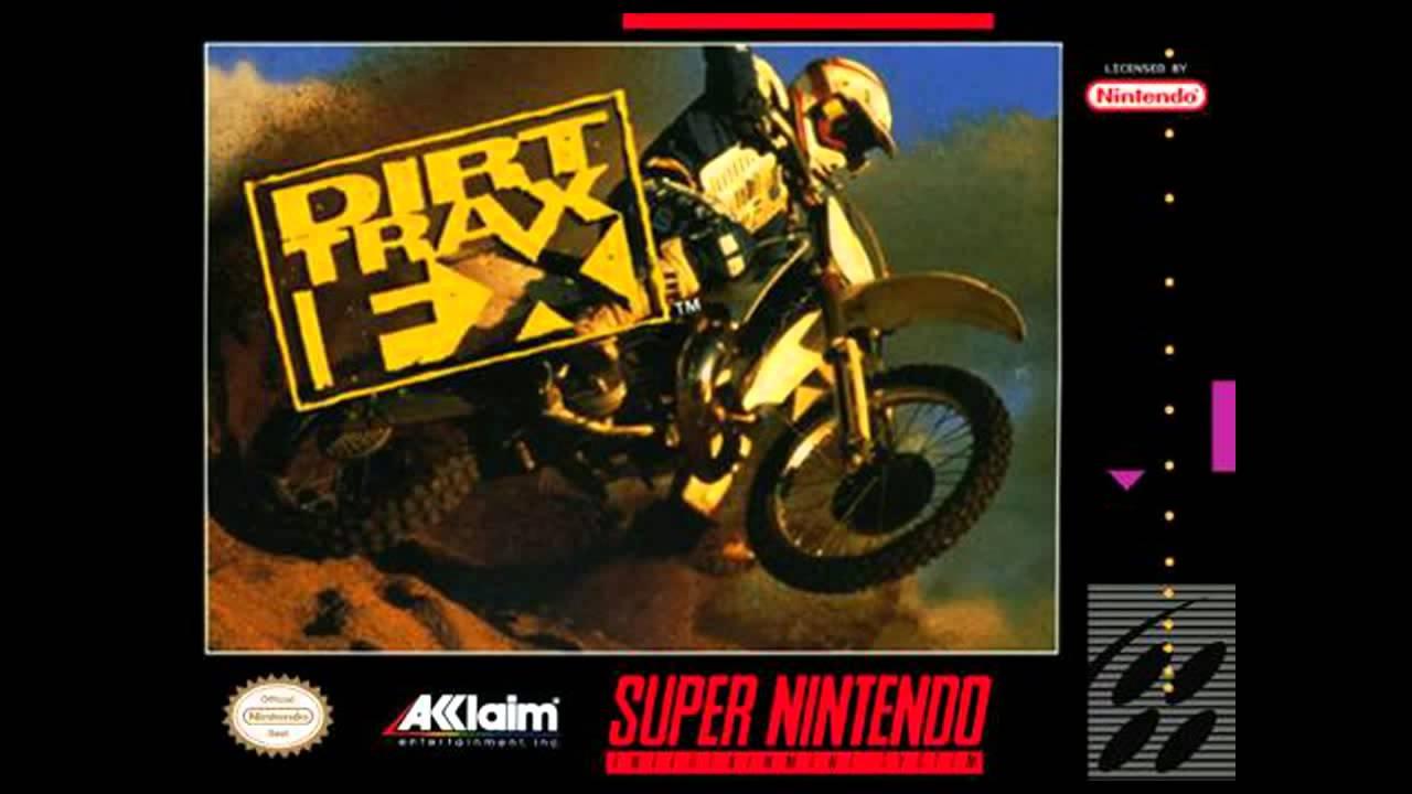 Dirt Trax FX