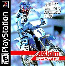 Jeremy McGrath Super Cross 2000