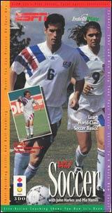 ESPN Let's Play Soccer with John Harkes and Mia Hamm