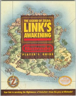 Legend of Zelda: Link's Awakening Nintendo Player's Guide