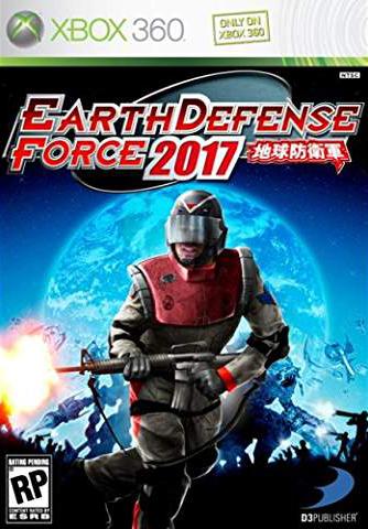 Earth Defense Force 2017