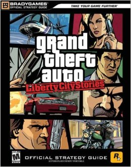 Grand Theft Auto: Liberty City Stories Official Strategy Guide for PSP