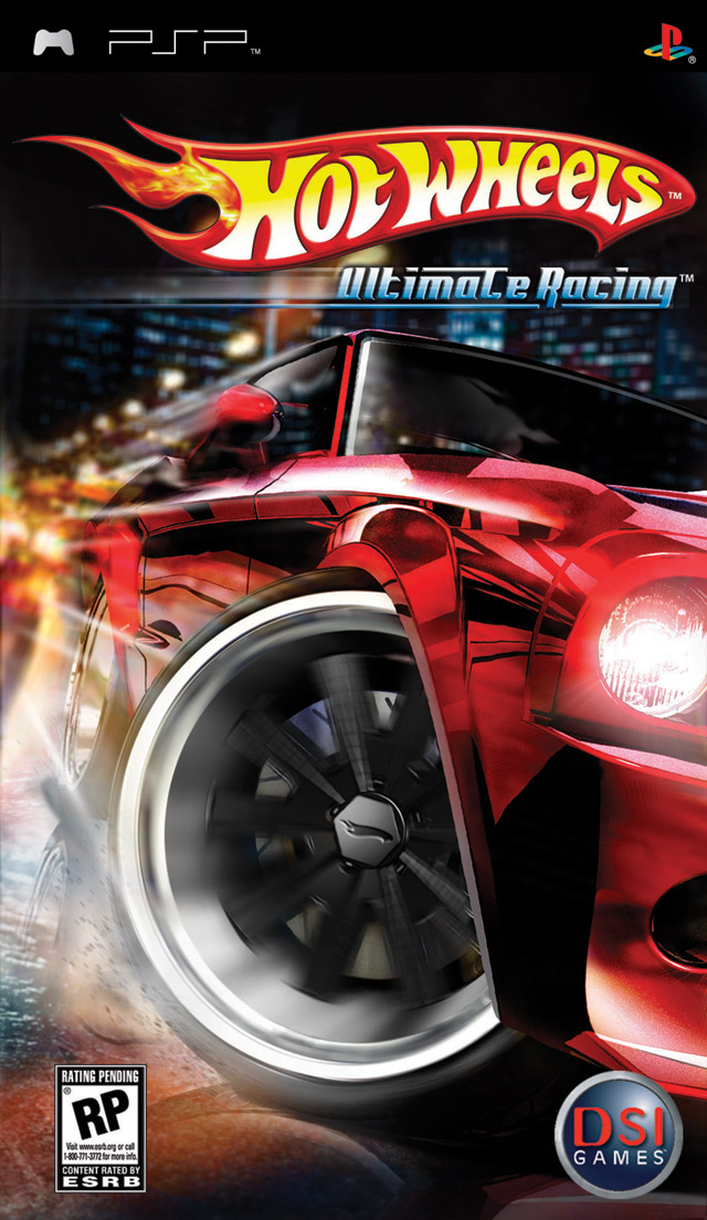 Hot Wheels Ultimate Racing