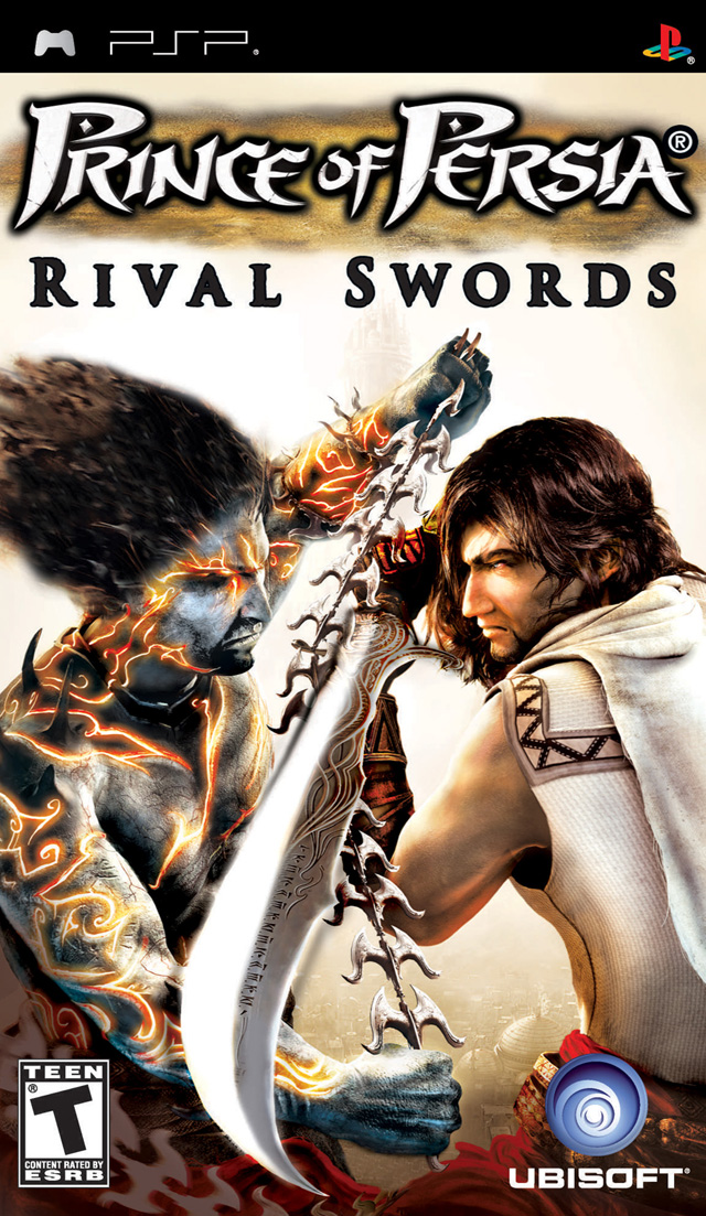 prince of persia rival swords wii ntsc