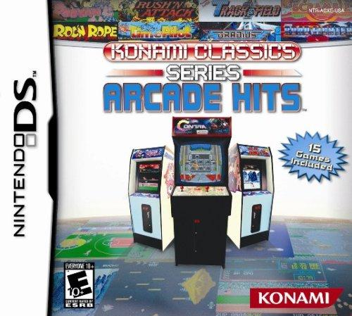 Konami Classics Arcade Hits