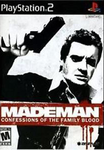 Mademan: Confessions of the Family Blood