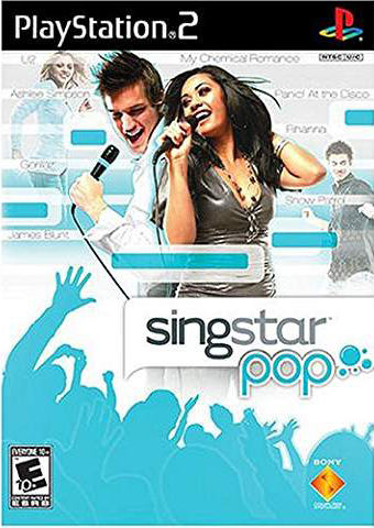 SingStar Pop (Game Only)