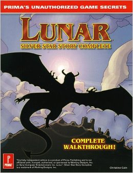 Lunar Silver Star Prima's Strategy Guide
