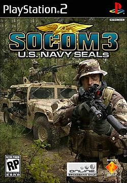 SOCOM 3 US Navy Seals Official Strategy Guide