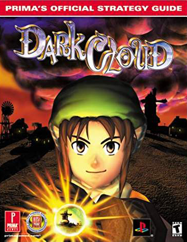 Dark Cloud Official Strategy Guide